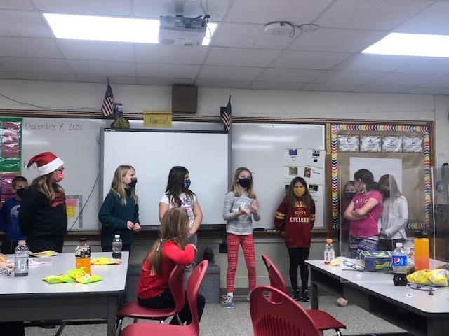 These third graders had an amazing debate today.