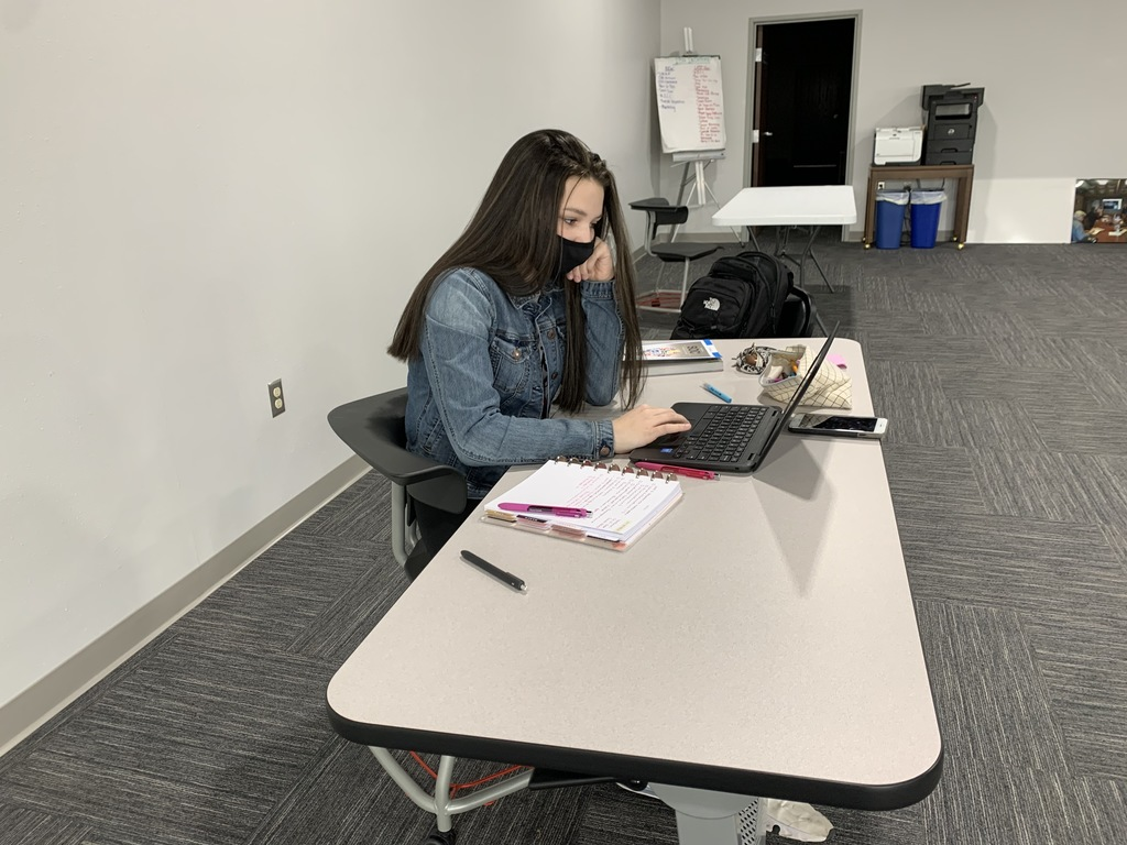 Iowa Big North students work on initiatives including cards to the nursing homes and Teen 2 Teen.   Others work on Public Speaking, an NICC college course.  Mapping snowmobile trails and Adulting are other initiatives on these IBN students minds .