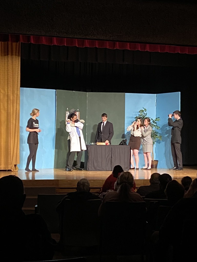 "What a great opening night with a talented cast performing ""Get Smart"" If you missed your opportunity last night.  please come tonight.  doors open at 6 pm for a 7 pm performance. Nice job to all involved!"